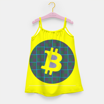 Thumbnail image of Bitcoin Friday  Girl's Dress, Live Heroes