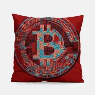 Thumbnail image of Bitcoin Friday 2 Pillow, Live Heroes