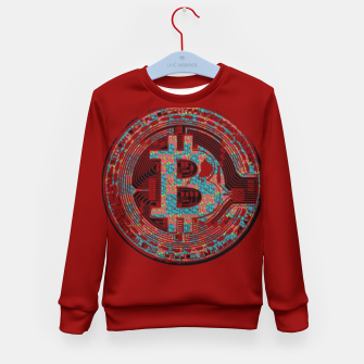 Thumbnail image of Bitcoin Friday 2 Kid's Sweater, Live Heroes