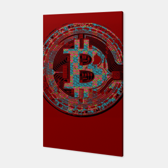 Thumbnail image of Bitcoin Friday 2 Canvas, Live Heroes