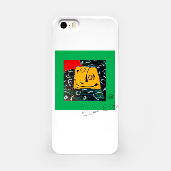 Thumbnail image of Rush Ambition Signature Design (3)  iPhone Case, Live Heroes