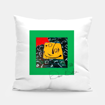Thumbnail image of Rush Ambition Signature Design (3)  Pillow, Live Heroes
