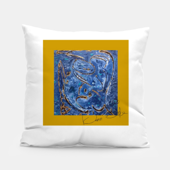 Thumbnail image of Rush Ambition Signature Design (5)  Pillow, Live Heroes