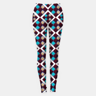 Thumbnail image of Textile Deluxe  Leggings, Live Heroes