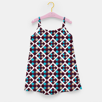 Thumbnail image of Textile Deluxe  Girl's Dress, Live Heroes