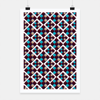 Thumbnail image of Textile Deluxe  Poster, Live Heroes