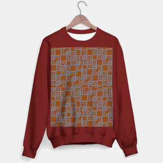 Thumbnail image of Textile Deluxe Sweater regular, Live Heroes