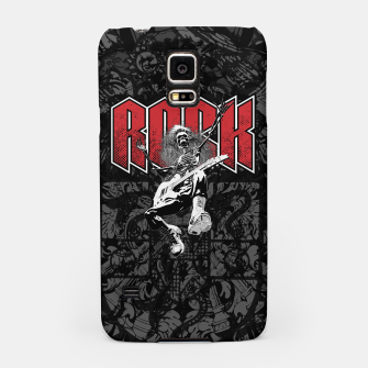 Thumbnail image of Rock On Samsung Case, Live Heroes