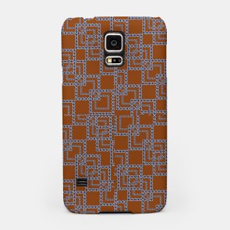 Thumbnail image of Textile Deluxe Samsung Case, Live Heroes