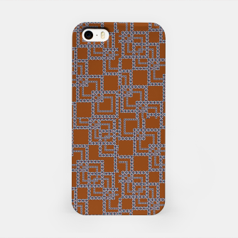 Thumbnail image of Textile Deluxe iPhone Case, Live Heroes