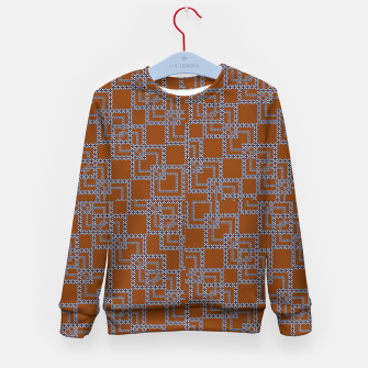 Thumbnail image of Textile Deluxe Kid's Sweater, Live Heroes