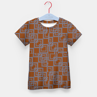 Thumbnail image of Textile Deluxe Kid's T-shirt, Live Heroes