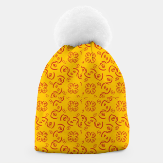 Thumbnail image of Pattern Ten Original  Beanie, Live Heroes