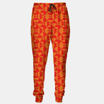 Thumbnail image of Pattern One Original  Sweatpants, Live Heroes