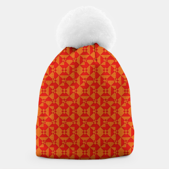 Thumbnail image of Pattern One Original  Beanie, Live Heroes
