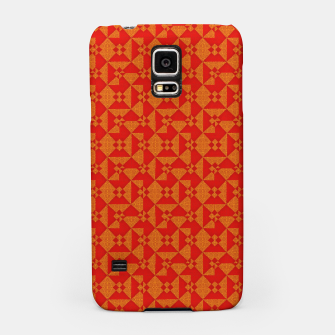 Thumbnail image of Pattern One Original  Samsung Case, Live Heroes