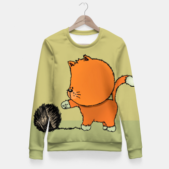 Thumbnail image of Playtime Fitted Waist Sweater, Live Heroes