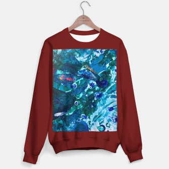 Thumbnail image of Look Into the Deep, Environmental Tiny World Collection Sweater regular, Live Heroes