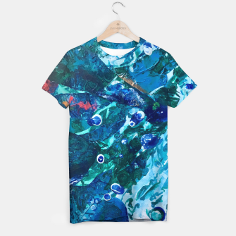Thumbnail image of Look Into the Deep, Environmental Tiny World Collection T-shirt, Live Heroes