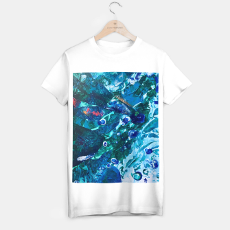 Thumbnail image of Look Into the Deep, Environmental Tiny World Collection T-shirt regular, Live Heroes