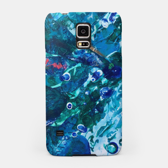 Thumbnail image of Look Into the Deep, Environmental Tiny World Collection Samsung Case, Live Heroes