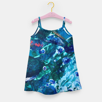 Thumbnail image of Look Into the Deep, Environmental Tiny World Collection Girl's Dress, Live Heroes