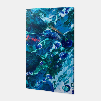 Thumbnail image of Look Into the Deep, Environmental Tiny World Collection Canvas, Live Heroes