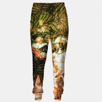 Thumbnail image of Rembrandt Sweatpants, Live Heroes