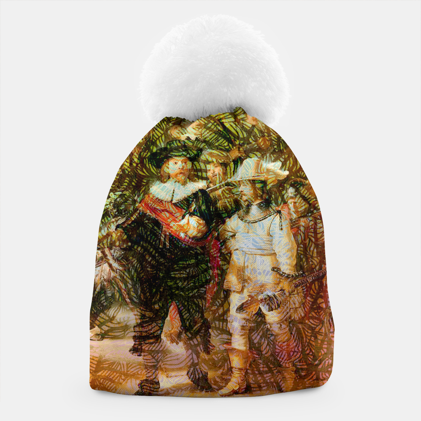Image of Rembrandt Beanie - Live Heroes