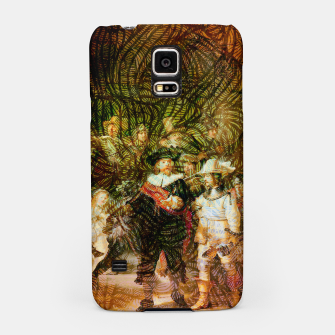Thumbnail image of Rembrandt Samsung Case, Live Heroes