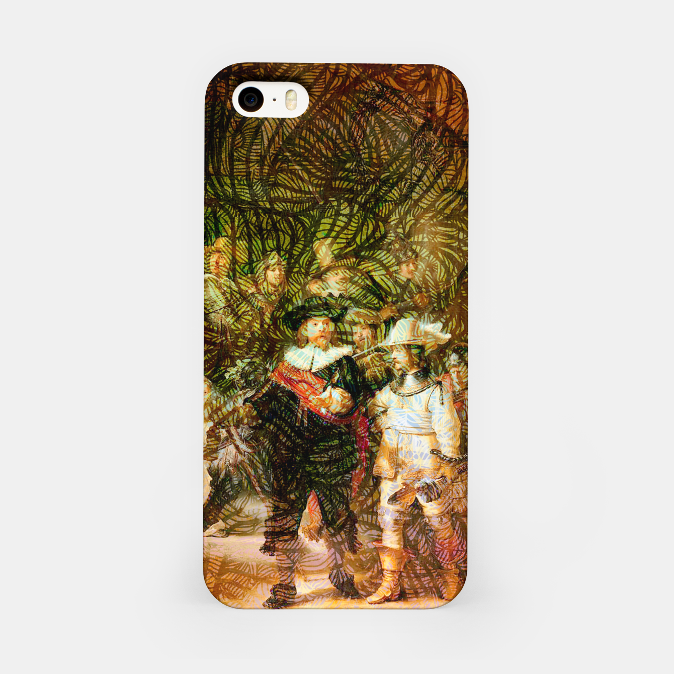 Image of Rembrandt iPhone Case - Live Heroes
