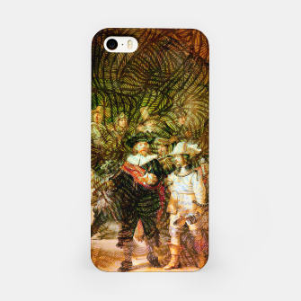 Thumbnail image of Rembrandt iPhone Case, Live Heroes