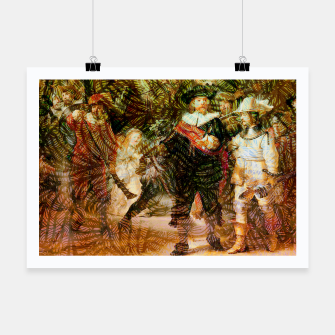 Rembrandt Poster thumbnail image