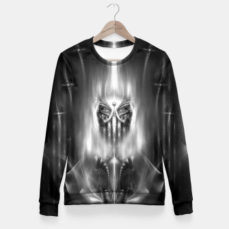 Thumbnail image of Arsencia Goddess Of Fire DGS Fitted Waist Sweater, Live Heroes