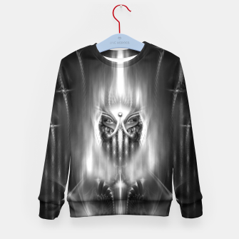 Thumbnail image of Arsencia Goddess Of Fire DGS Kid's Sweater, Live Heroes