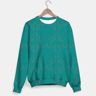 Thumbnail image of MAD KAUAE Surfie Green Sweater, Live Heroes