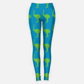 Thumbnail image of MAD MOA Wham-BowieBk Leggings, Live Heroes