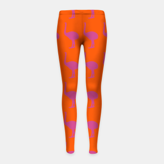 Thumbnail image of MAD MOA CentreStage-AdrenalineBk Girl's Leggings, Live Heroes