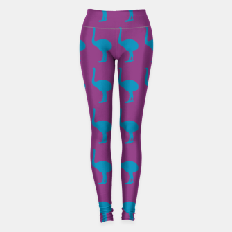 Thumbnail image of MAD MOA Bowie-CentreStageBk Leggings, Live Heroes