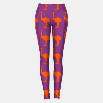 Thumbnail image of MAD MOA Adrenaline-CentreStageBk Leggings, Live Heroes