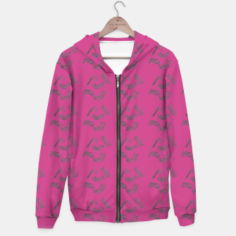 Thumbnail image of MAD MOVEMENT Smitten Hoodie, Live Heroes