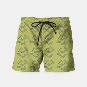 Thumbnail image of MAD MOVEMENT Flourish Swim Shorts, Live Heroes