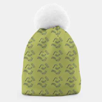 Thumbnail image of MAD MOVEMENT Flourish Beanie, Live Heroes