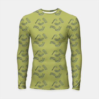 Thumbnail image of MAD MOVEMENT Flourish Longsleeve Rashguard , Live Heroes