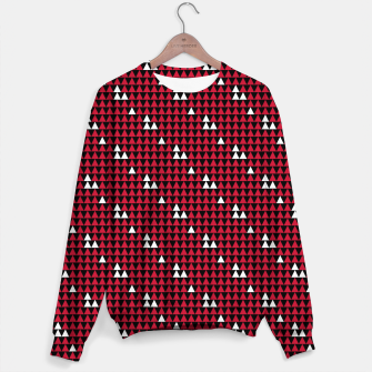 Thumbnail image of MAD AB-TAANIKO P1 Red S Sweater, Live Heroes
