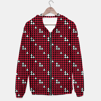 Thumbnail image of MAD AB-TAANIKO P1 Red S Hoodie, Live Heroes