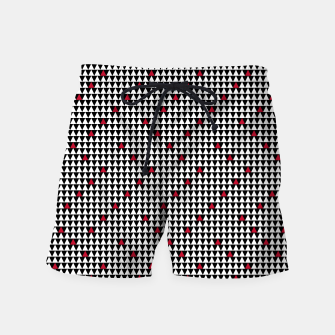 Thumbnail image of MAD AB-TAANIKO P1 White S Swim Shorts, Live Heroes