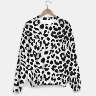 Thumbnail image of leopard Sweater, Live Heroes