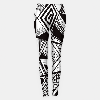 Miniature de image de graffity Leggings, Live Heroes