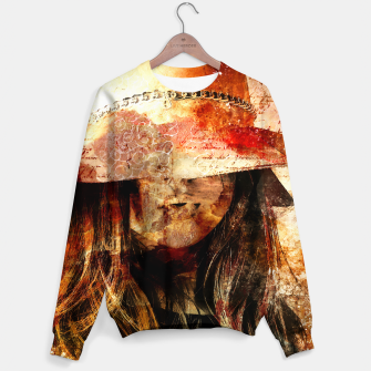 Thumbnail image of Collage LXIX Cotton sweater, Live Heroes